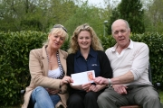 Thank you Beverley's Butterfly Foundation