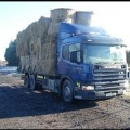 LOCAL farmers in Kilkea have come together to give a very generous donation of hay to the ISPCA
