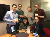 Microsoft Intern Charity Committee Raise Funds
