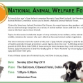 National Animal Welfare Forum