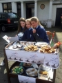 Cake Sale Makes a Difference
