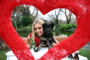 Rosanna Shares Her Love To Help Rescued Dogs This Valentines!