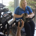 Mary Byrne visits the ISPCA National Animal Centre