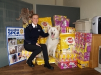 Thank you Whiskas and Pedigree