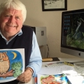 Don Conroy has created six exclusive cards for the ISPCA