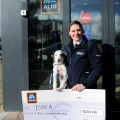 Thank you Aldi for the generous €500 donation to help the animals in our care