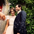 Holly and Andrew support ISPCA Wedding Favours at their fabulous Mount Juliet Estate Wedding