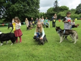 Scruffs Dog Show at Belvedere House and Gardens