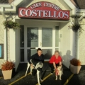 The ISPCA visited the residents of Costello's Nursing Home in Ballyleague