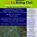 AIRC member Ard Lu Riding Club have organised a Charity Ride to raise funds for the ISPCA