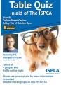 The ISPCA are holding a Table Quiz in Carlow