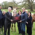 Horseware Ireland announce their association with the ISPCA