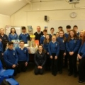 ISPCA paid a visit to Colaiste Cholmcille to discuss all things animal welfare